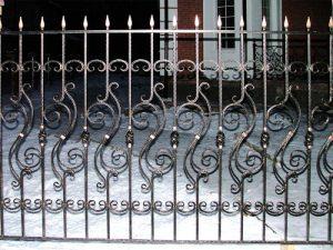 Ковка и кованые заборы, ворота и калитки, решётка на окна, балкон, перила и лестничные ограждения