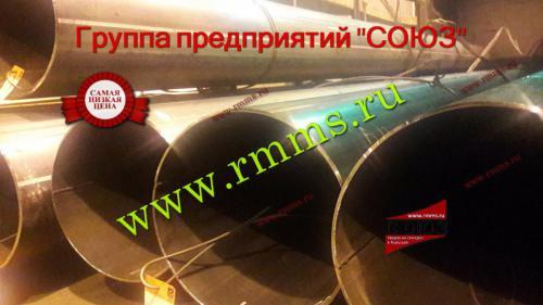 трубы большого диаметра 273х8 09Г2С