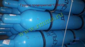 кислородный баллон хранение