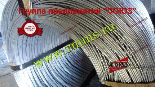 проволока ГОСТ 3282-74 3,9 мм