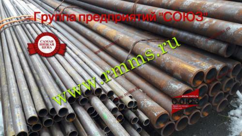Труба стальная холоднодеформированная сортамент